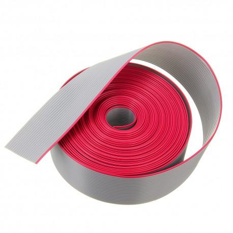 یک متر کابل فلت دیتا 20 رشته Flat Ribbon Cable