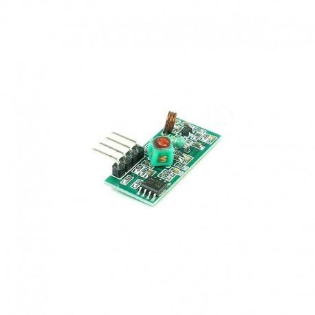 ماژول گیرنده 315Mhz ASK با سلف و کریستال Transmitter