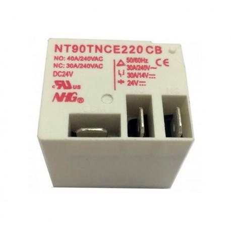رله 24 ولت تک کتناکت NT90TNCE24CB