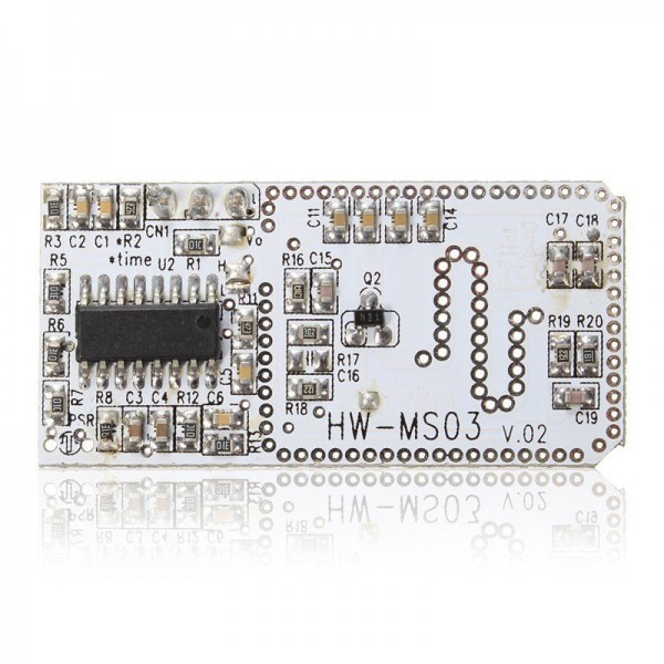 سنسور تشخیص حرکت رادار میکرویو HW - MS03