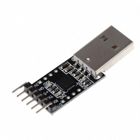 ماژول USB2.0 To TTL مبدل سریال UART