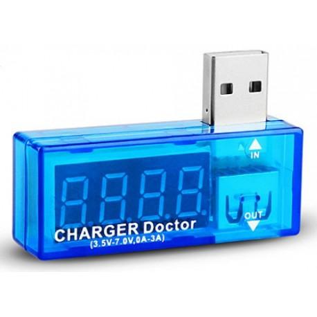 ماژول شارژر 3.5 - 7 ولت جریان 0 تا 3 آمپر Charger doctor module
