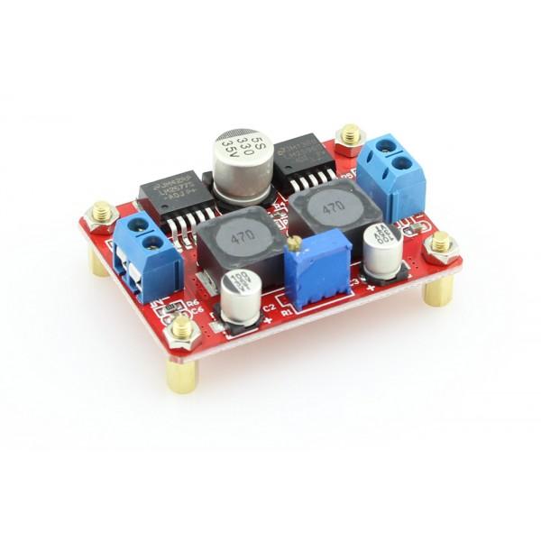 ماژول مبدل LM2596S LM2577S ولتاژ Boost Buck Converter