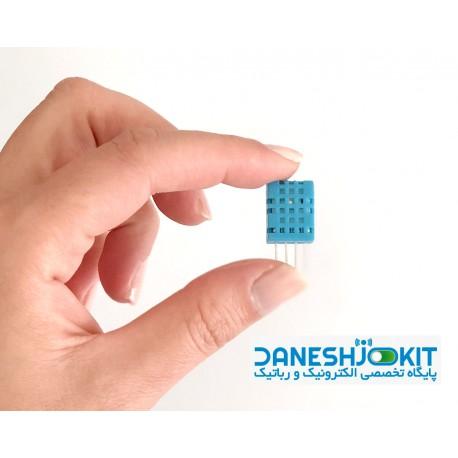 سنسور دما و رطوبت DHT11 | دانشجو کیت