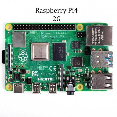 رزبری پای 4 Raspberry Pi مدل B