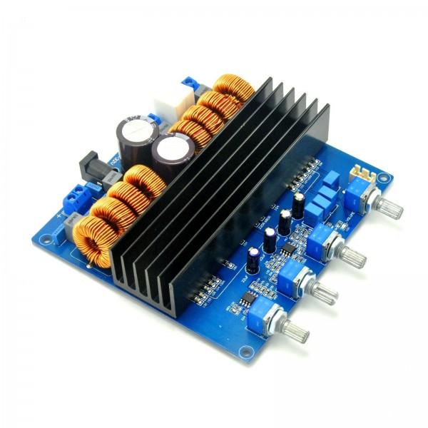 ماژول آمپلی فایر 200 وات با تراشه TDA7498 کلاس D 2.1 کانال 200W+100W+100W