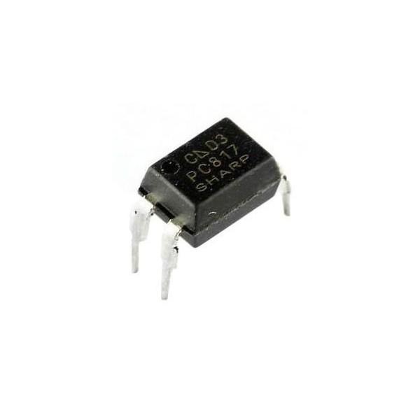 اپتوکوپلر PC817 دیپ 4 پایه