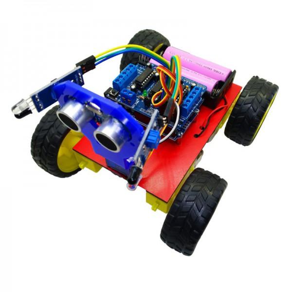 کیت رباتیک آوات روبو مدل دنبال کننده انسان