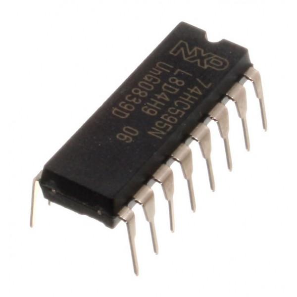 آی سی 74HC595
