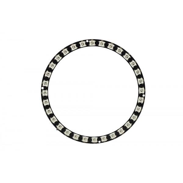 حلقه ال ای دی 32 تایی LED NeoPixel Ring RGB