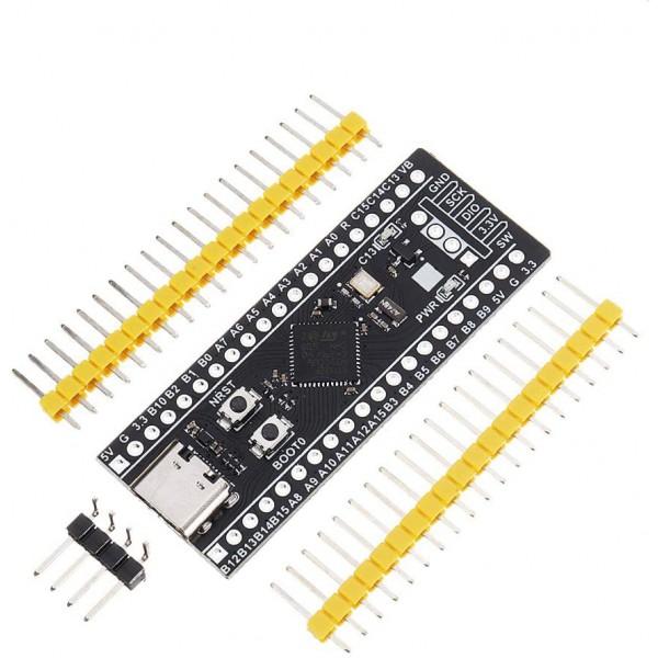 برد STM32F401CCU6 Black Pill با پردازنده ARM-Ccortex M4