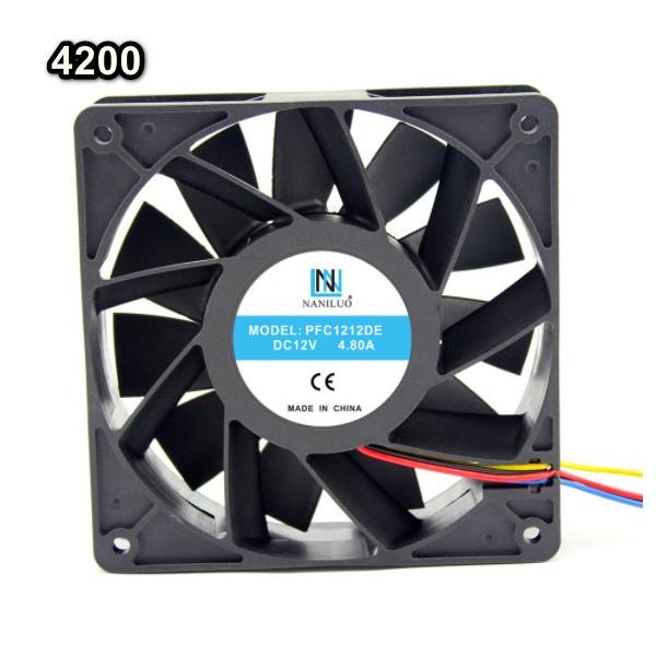 فن 4200 دور ماینر براشلس pfc1212de مخصوص Miner