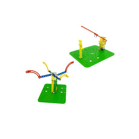 پکیج آموزشی ربات های شهربازی توسکانیک Tuskanic - دانشجو کیت