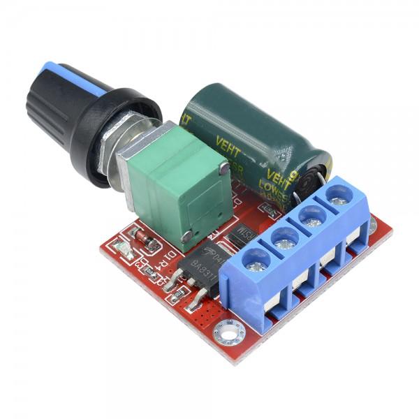ماژول PWM 5A مناسب کنترل دور موتور 4.5 تا 35 ولت