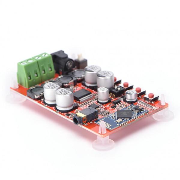آمپلی فایر استریو وایرلس 50W+50W 250W با بلوتوث CSR4.0