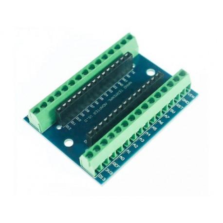 شیلد ترمینال آردوینو نانو HW-152 مناسب Arduino Nano