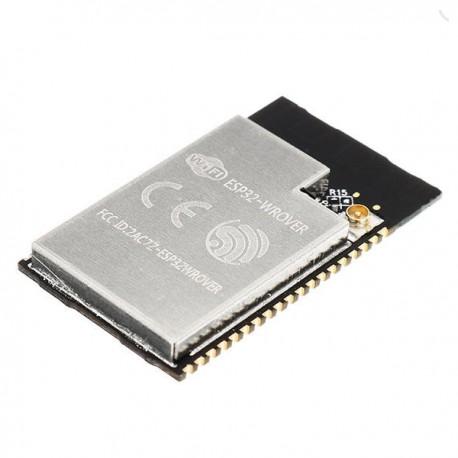 تراشه ESP32I WROVER با قابلیت نصب آنتن U.FL
