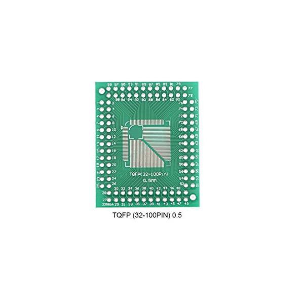 TQFP 32 - 100PIN 0.5MM