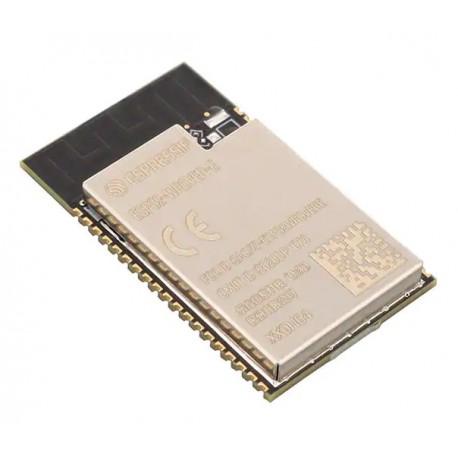 تراشه ESP32E WROVER با قابلیت نصب آنتن U.FL