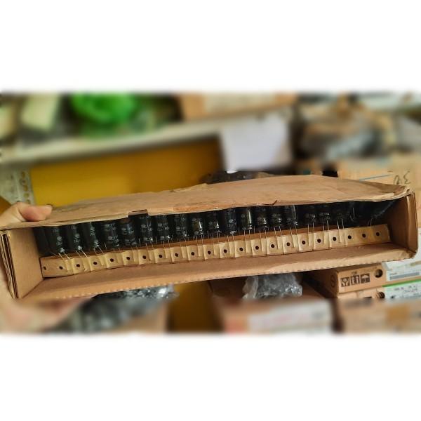 بسته 400 عددی خازن 10 میکروفاراد 50 ولت برند DAEWOO - دانشجو کیت