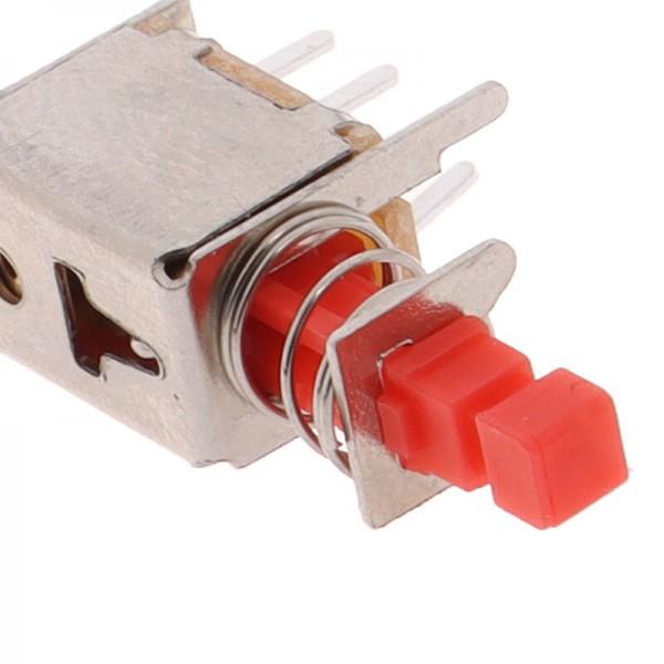 بسته 5 عددی کلید فشاری شش پایه رایت PS-22F02