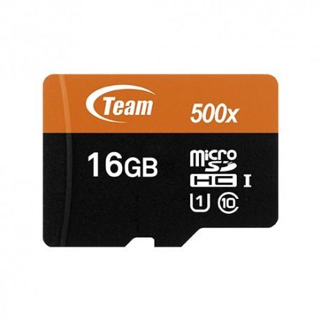 مموری کارت حافظه 16GB کلاس U1 برند Team Group با گارنتی IPM