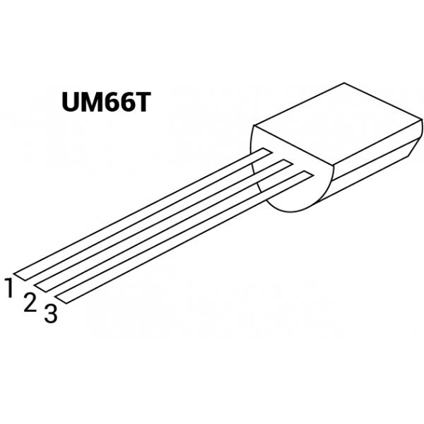 آی سی موزیکال BT66L - 19L