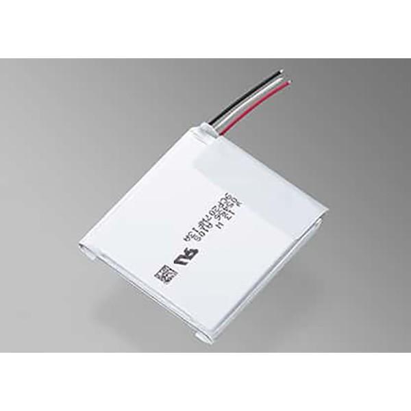 باتری لیتیوم یون 1860mAh Li-Po 3.7V تک سل 55x60mm سه سیم - دانشجو کیت