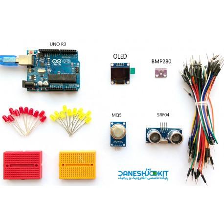 کیت نمایشگر آردوینو Arduino OLED