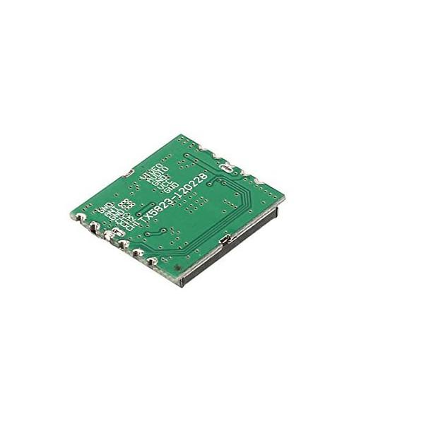 ماژول فرستنده صدا و تصویر وایرلس 8 کاناله TX5823 با فرکانس 5.8G