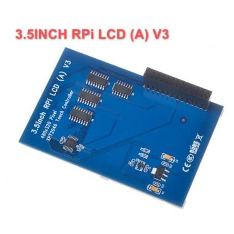 شیلد نمایشگر ال سی دی 3.5INCH RPi LCD (A) V3