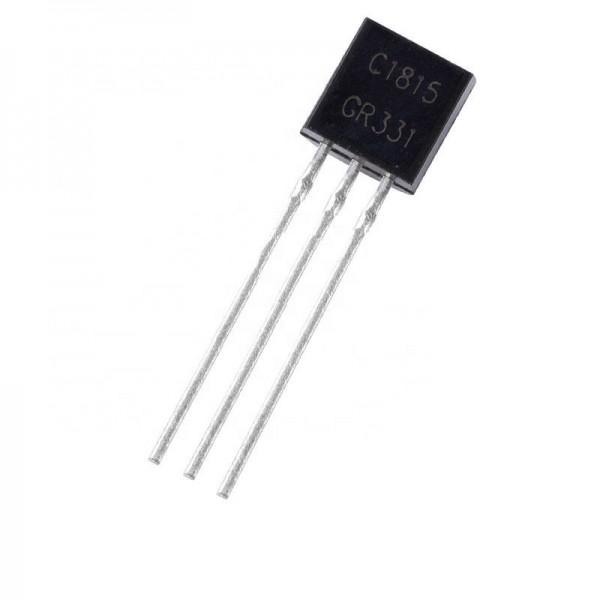 بسته 10 عددی ترانزیستور C815 پکیج TO-92