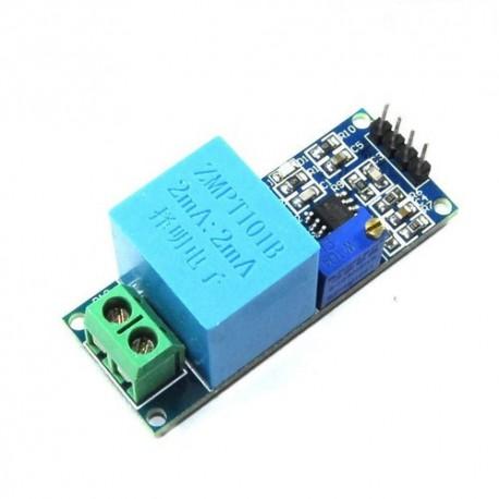ماژول ولتاژ ZMPT101B اندازه گیری ولتاژ AC - دانشجو کیت