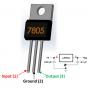 IC7805 | دانشجو کیت