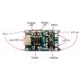 ماژول شارژر باتری سه چیپ Tp4056 | دانشجو کیت