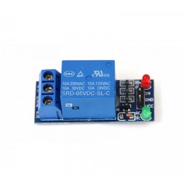ماژول رله تک کانال Relay Module 5V بدون برند NoBrand