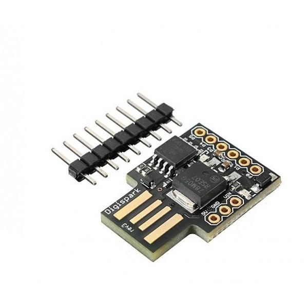 ماژول Attiny 85 با اتصال به USB | دانشجو کیت