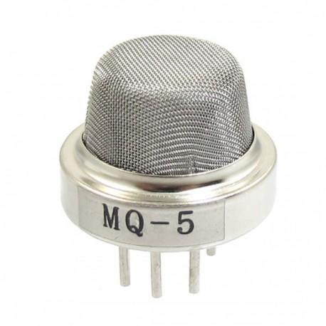 سنسور تشخیص گاز MQ5 | دانشجو کیت