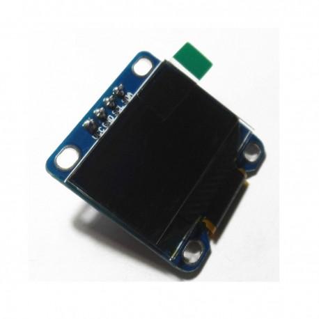 ماژول OLED سفید I2C