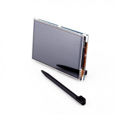 ماژول LCD Raspberry PI | دانشجو کیت