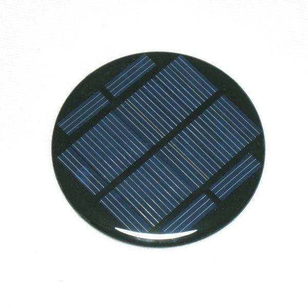سلول خورشیدی 5.5 ولتی، 120 میلی آمپر | دانشجو کیت