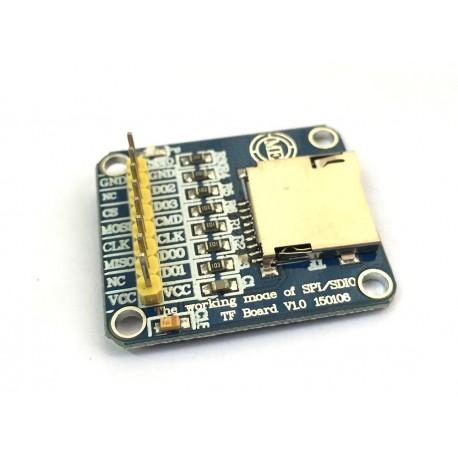 ماژول Micro SD | دانشجو کیت