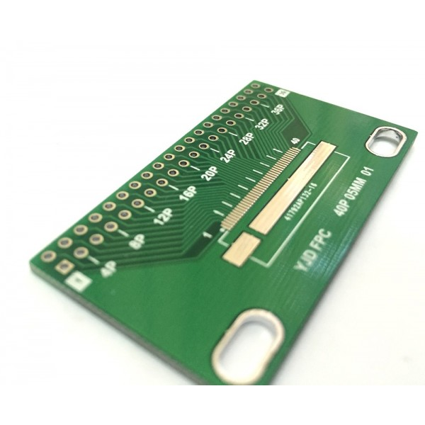تبدیل PCB 40 پایه FPC to DIP | دانشجو کیت