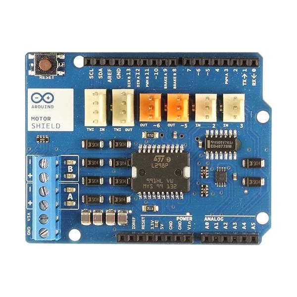 برد آردوینو Arduino Motor Shield | دانشجو کیت