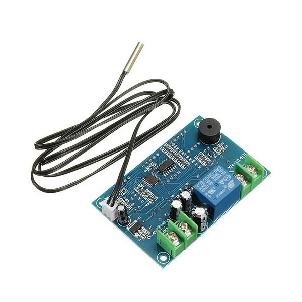 ماژول کنترلر دما با سنسور ضد آب NTC | دانشجو کیت