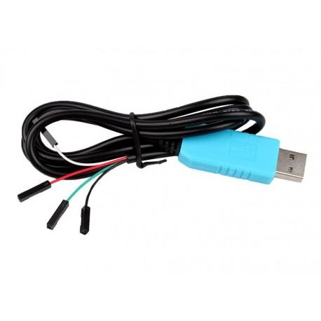 کابل مبدل USB به TTL PL2303TA | دانشجو کیت