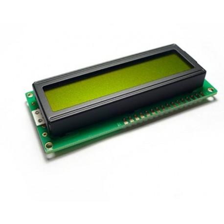 LCD کاراکتری 2x16 | دانشجو کیت