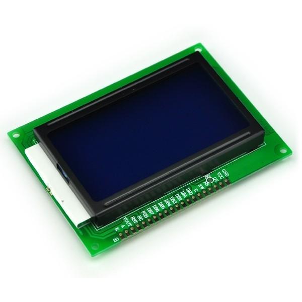 LCD کاراکتری 128X64 | دانشجو کیت