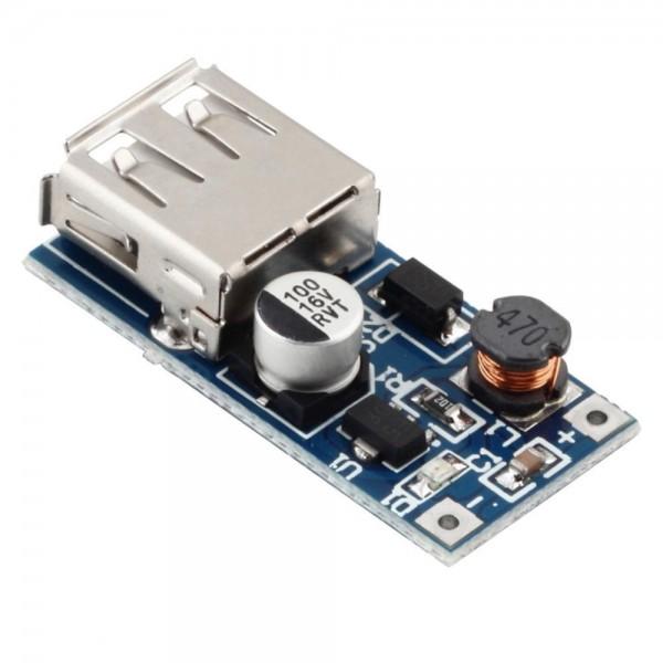 ماژول مبدل و تقویت کننده DC to DC usb 600 mv | دانشجو کیت
