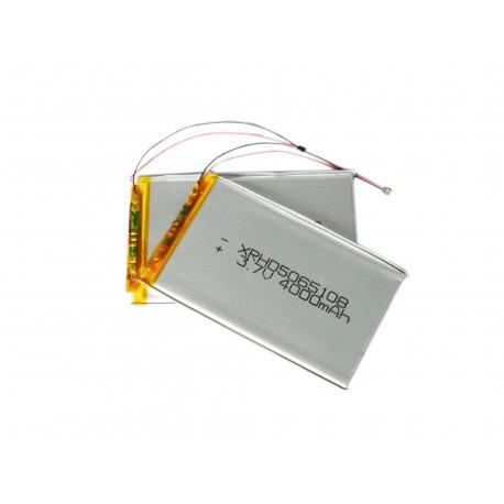باتری لیتیوم پلیمر 3.7V 4000mAh   دانشجو کیت